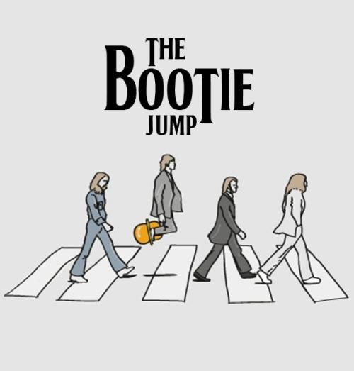 bootie jump