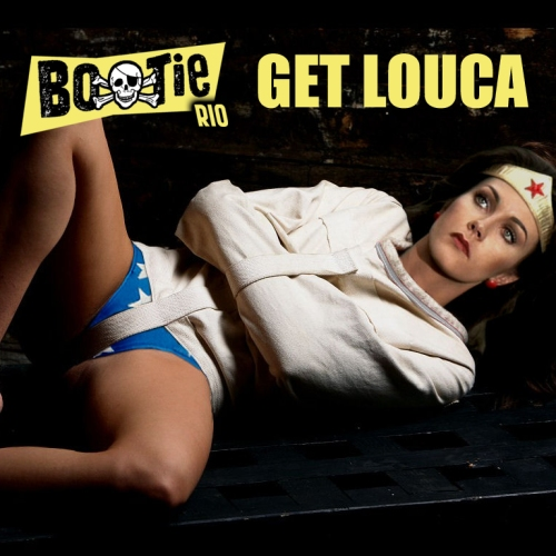 capa mixtape get louca bootie rio