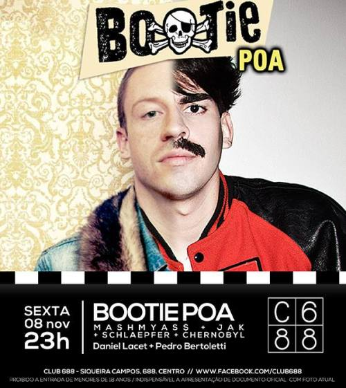 bootie poa flyer