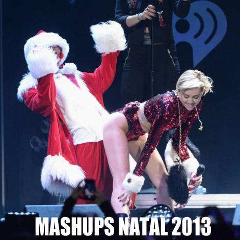 mashups natal 2013