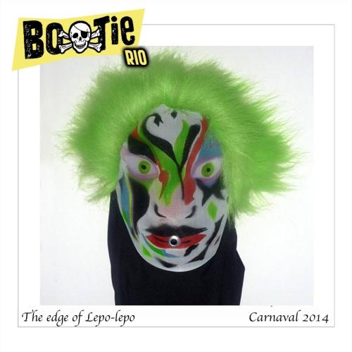 carnaval 2014 bootie rio capa