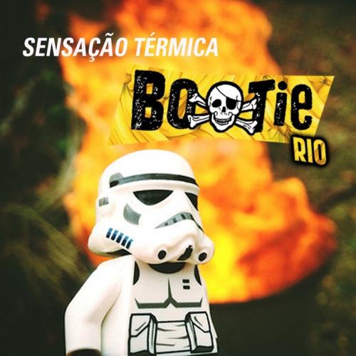 capa mixtape sensacao termica bootie rio