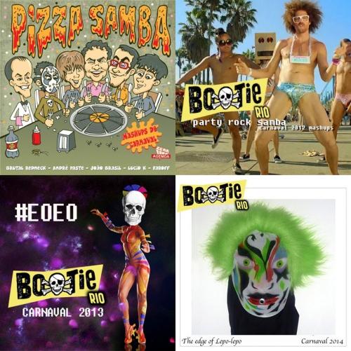 mixtapes carnaval bootie rio